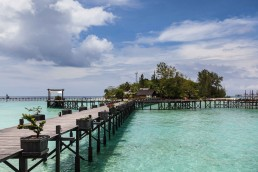 Lankayan island. Malaysian Borneo.