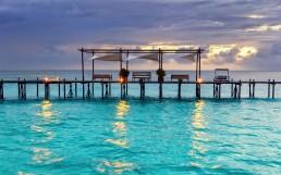 Relax in Lankayan island, Malaysian Borneo.