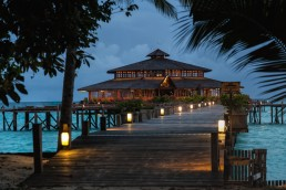 Lankayan Island Dive Resort, Malaysian Borneo.